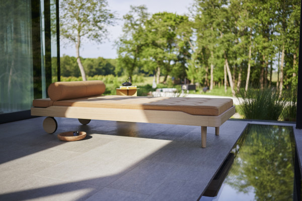 Designer-Einzelbett NOA