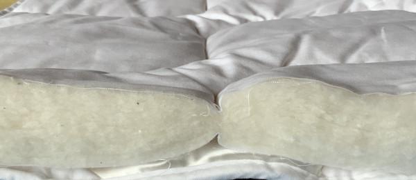Füllung reine Baumwolle