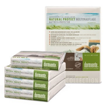 Moltonauflage Natural Protect