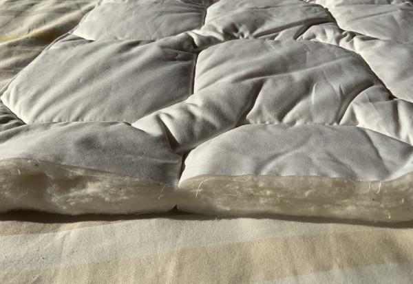 Füllung 100 % Baumwolle ( handgepflückt )