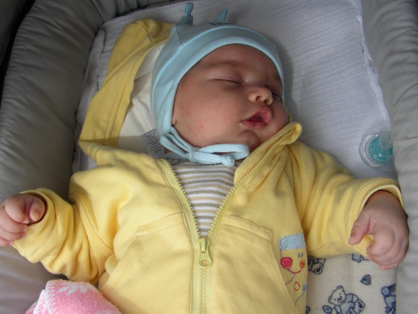 Babymatratze Frederic